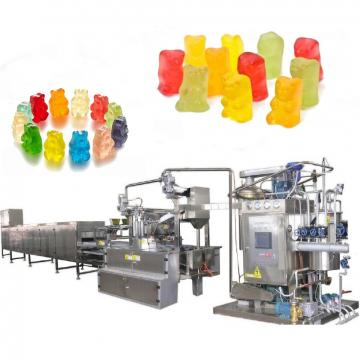 2019 Fashion Cake Tools Mold 50 Cavities Bear Silicone Candy Mold Gummy Chocolate Maker Ice Tray Jelly Moulds