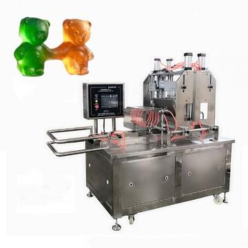 Automatic Popular Fruit Shape Jelly Candy Maker Making Forming Machine