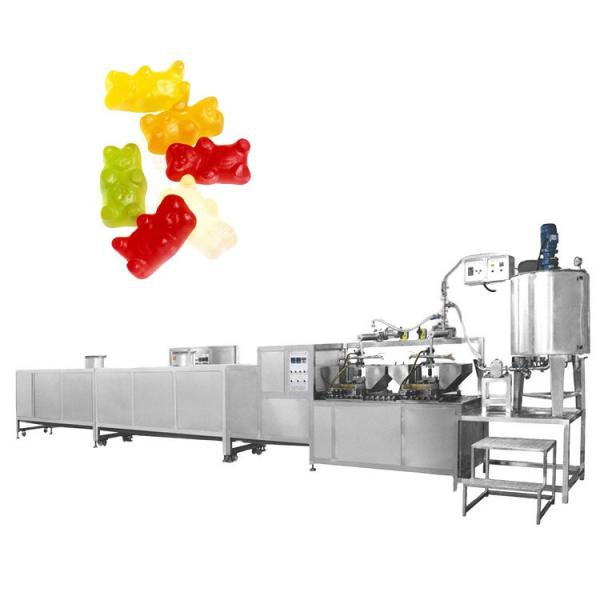 Gummy Jelly Candy Pillow Bag Packing Machine Wrapping Machinery