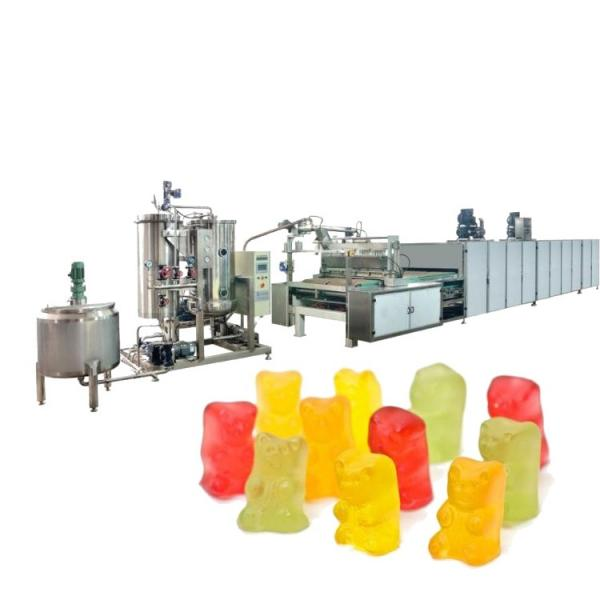 Food Grade Approved BPA Free Silicone Gummy hard Candy Chocolate Maker Tray Creative Worm Bear Jelly Gummy Mold